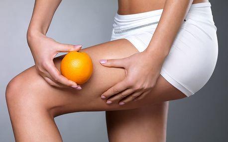 Hubnoucí balíček: vacushape, elipticar cvičení, lymfodrenáž, thermooblek, ceragerm a zábal