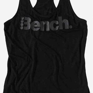 tílko BENCH - Dado Black (BK014)