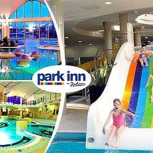 Nejoblíbenější wellness v Maďarsku - Park Inn**** Sarvar - rezervujete v češtině