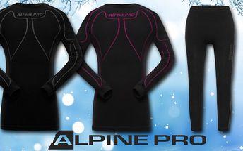 Dětské termoprádlo Alpine Pro