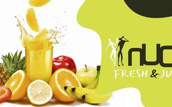 Dárková karta do NUDE Fresh & Juicy