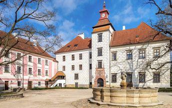 Pobyt v Třeboni až pro 6 osob na 3-6 dní