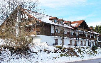 3 či 4denní pobyt pro 3–6 osob v apartmánech Mitterdorf na německé straně Šumavy