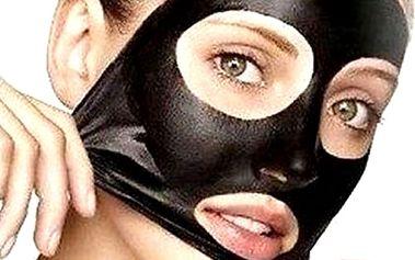 Přírodní pleťová maska 10ks včetně poštovného, k odstranění ucpaných pórů, černých teček aj.