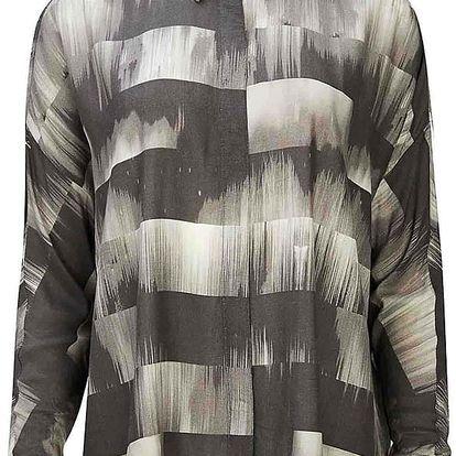 košile BENCH - Aristocratic Black (BK014)