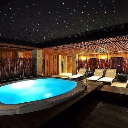 Luxusní 4* wellness pobyt ve Via Jasná v Tatrách