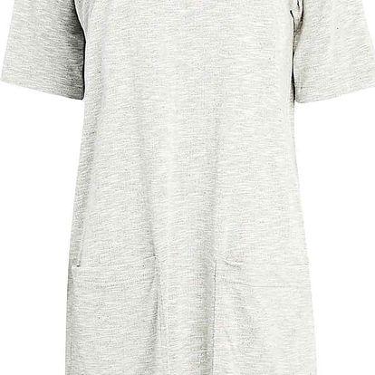 šaty BENCH - Expertism Mid Grey Marl (GY001X)