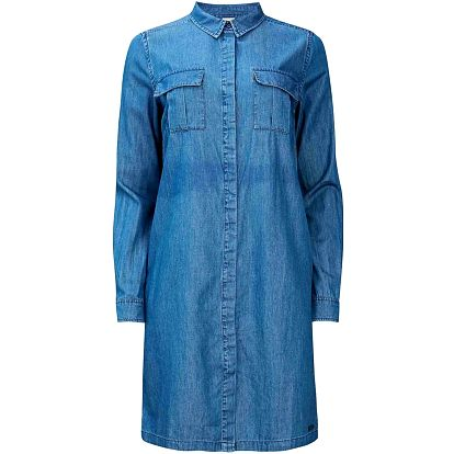 šaty BENCH - Ingenuity Mid Rinse (WA014) velikost: S