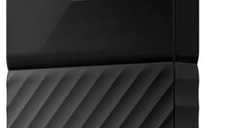 "Externí pevný disk 2,5"" Western Digital 1TB (WDBYNN0010BBK-WESN) černý"