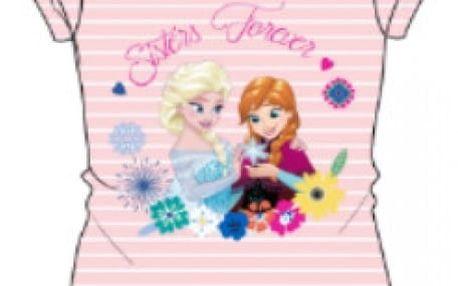 Dívčí tričko Frozen