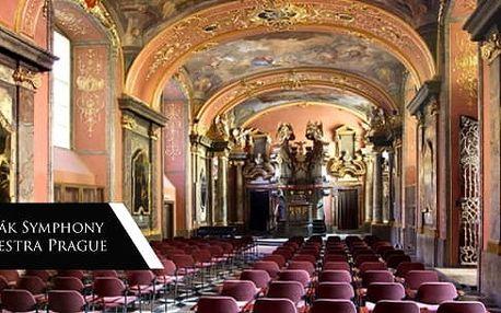 Koncerty vážné hudby: Smetana, Dvořák, Vivaldi, Mozart a další v Zrcadlové kapli Klementina