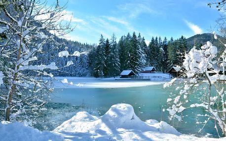 Slovinsko: pobyt na 4-8 dní pro dva se skipasem na sjezdovkách Golte včetně polopenze a slev