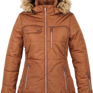 FATI dámská lyžařská bunda hnědá XXL