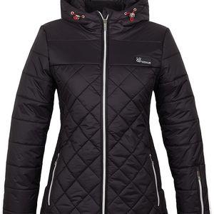 FOLKA dámská lyžařská bunda černá L