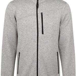 GYLLY pánský sportovní svetr šedá S