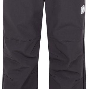LOAP KIDS CASPAR dětské softshellové kalhoty šedá 122/128