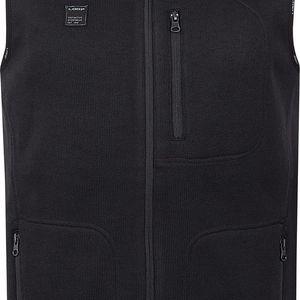 GARRY pánská vesta černá L