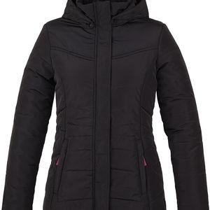 TAMANA dámská zimní bunda do města černá L