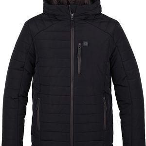 TOTORO pánská zimní bunda do města černá S