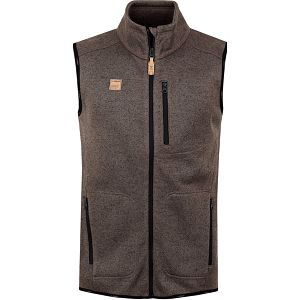 GARRY pánská vesta hnědá L