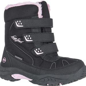 DESI KID dětské zimní boty černá 32