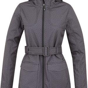 LEJA dámský softshellový kabát černá L