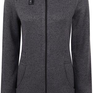 GALIP dámský sportovní svetr šedá XS