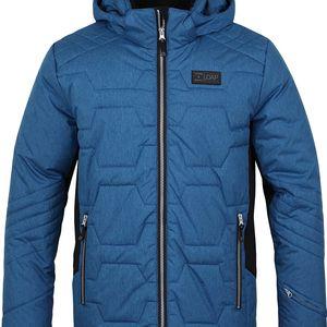 FROLE pánská lyžařská bunda modrá M