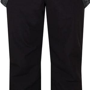 LITUS pánské softshellové kalhoty černá L