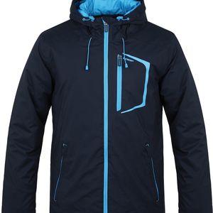 LAFEK pánská lyžařská bunda modrá L