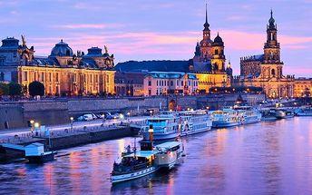 Jednodenní zájezd do Drážďan na nákupy s prohlídkou města pro 1