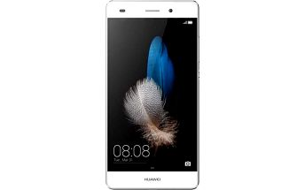 Smartphone Huawei P8 Lite Dual SIM White