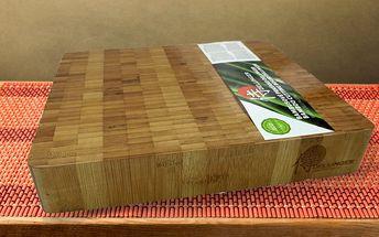 Robustní bambusové prkénko