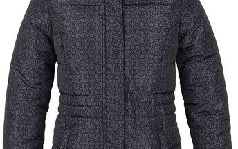 TONINA dámská zimní bunda do města černá XL