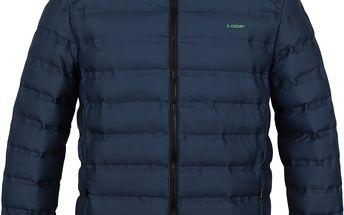 ITARIEM pánská zimní bunda do města modrá S