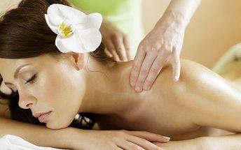 Kombinovaná masáž pro regeneraci těla