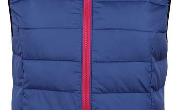 IREMA dámská sportovní vesta modrá XL