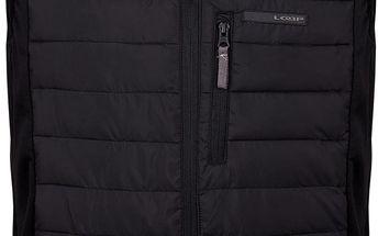 IDEFIXO pánská sportovní vesta černá XL