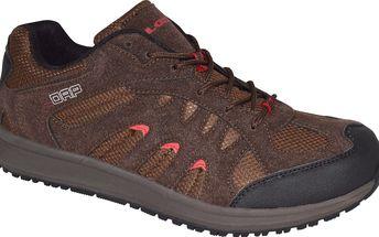MERIO pánské outdoorové boty hnědá 41