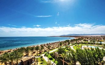 CARIBBEAN WORLD RESORTS SOMA BAY, Egypt, Hurghada, 8 dní, Letecky, All inclusive, Alespoň 5 ★★★★★, sleva 26 %