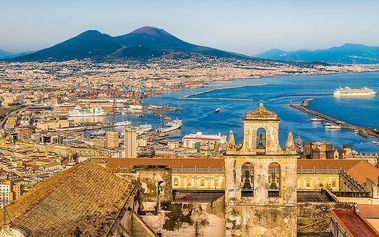 Poznávací zájezd do Říma, Neapole a Pompejí