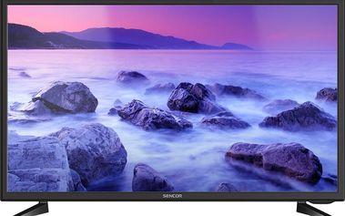 Střední LED televize Sencor SLE 3217TC