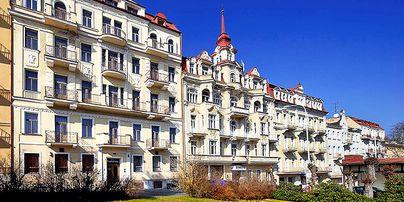Lázeňský hotel Romania***