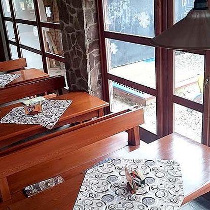 Šumava, Hotel Libínské Sedlo na 3-6 dní pro dva: polopenze a wellness. Pobyty až do 5/17
