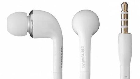 Přenosná sluchátka Samsung EO HS3303WEG Stereo HF S4 White