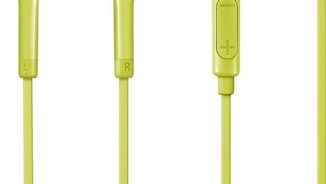 Přenosná sluchátka Samsung EO HS3303YE Stereo HF S4 Green