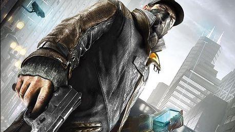 Hra Ubisoft Watch dogs hra XBOX Ubisoft