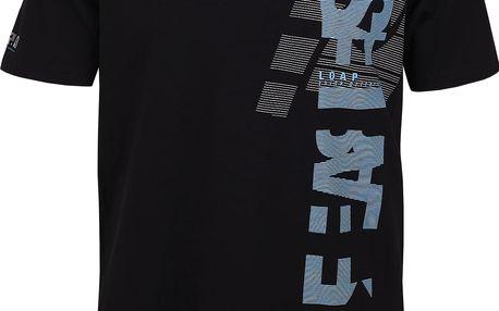 BAO pánské triko/krátký rukáv černá XL