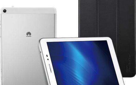 Střední tablet Huawei S8-701w + flipové pouzdro