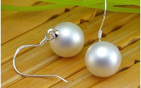 Náušnice v podobě perel - 3 barvy
